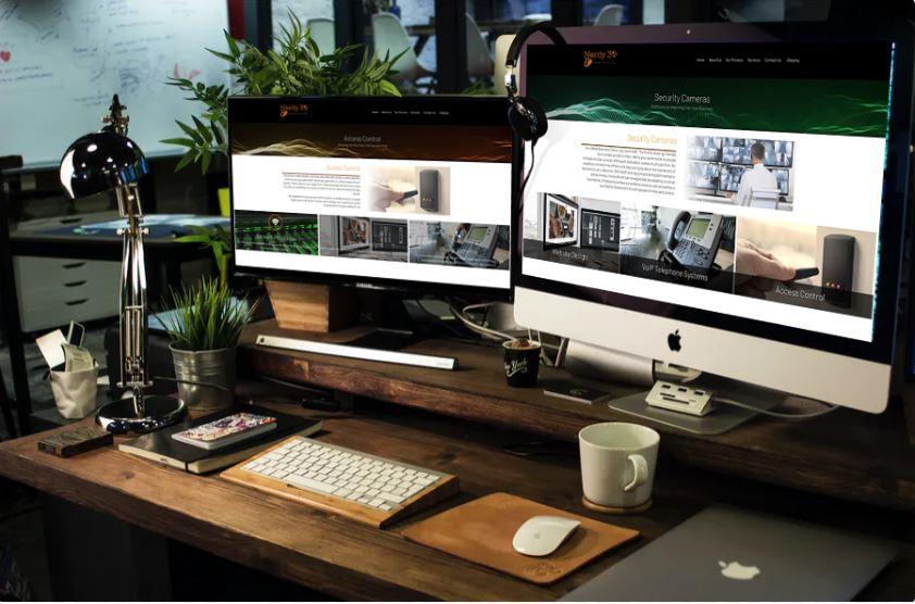 Website Design Seneca SC